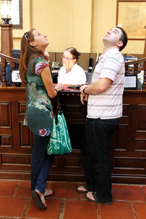 Waiting for Marriage License