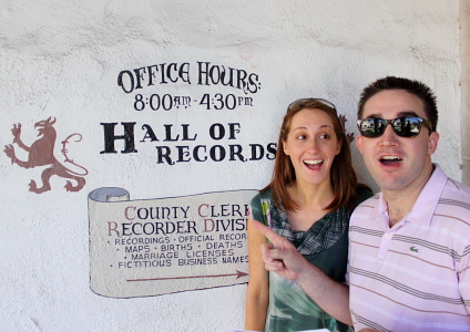 Santa Barbara Hall of Records