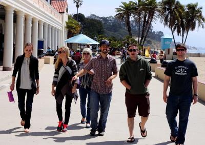 Working the Boardwalk