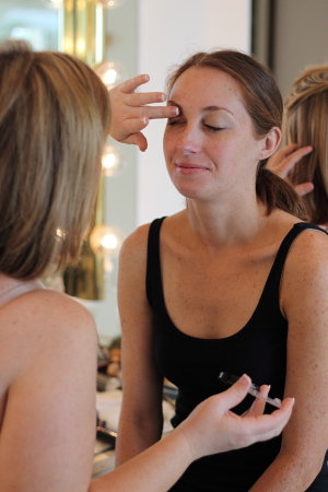 Wedding Makeup-The Beginning