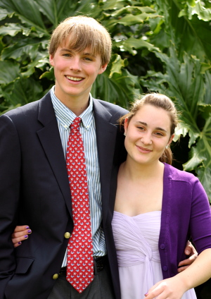 Shocking! Non-awkward Teenagers!