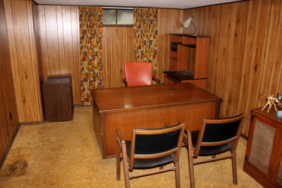 Basement Interrogation Room