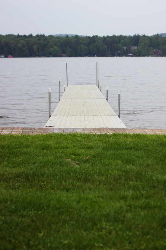 Finished Dock