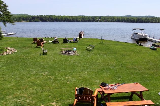 Fourth Lake view