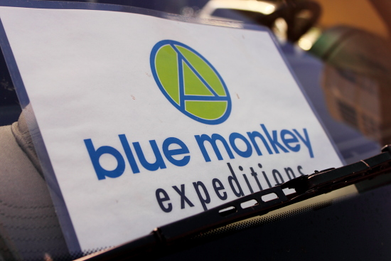 Blue Monkey Adventours