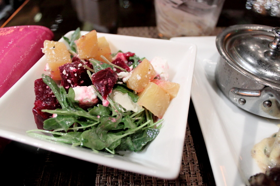 Beet Salad at Wicked Spoon