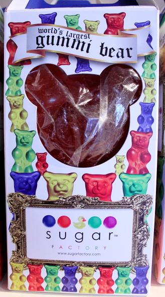 World's Largest Gummy Bear