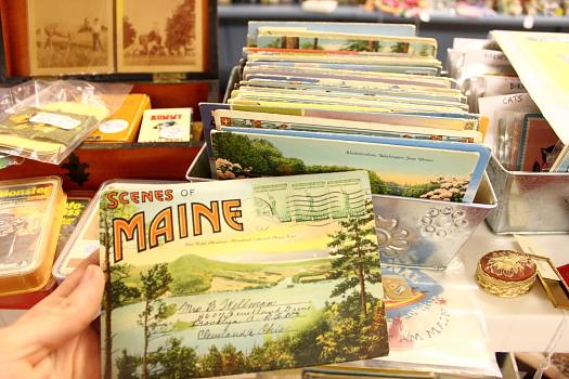 Postcard Portfolio