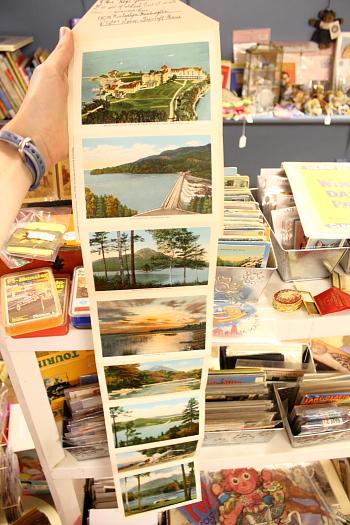 Postcard pics