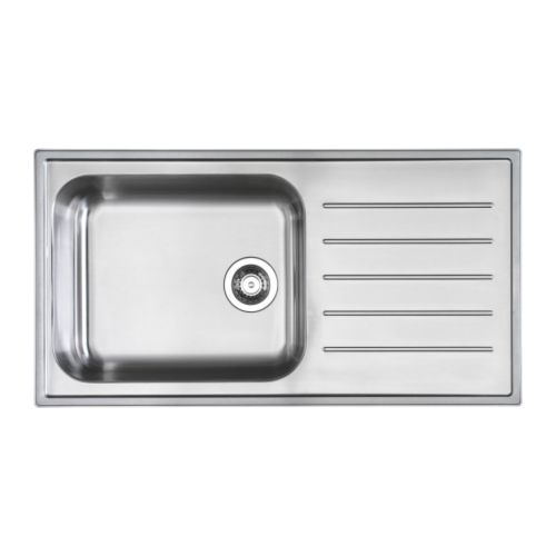 Kitchen Decision #2: Sinks (4/6)