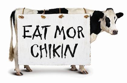 Eat Mor Chikin (1/6)