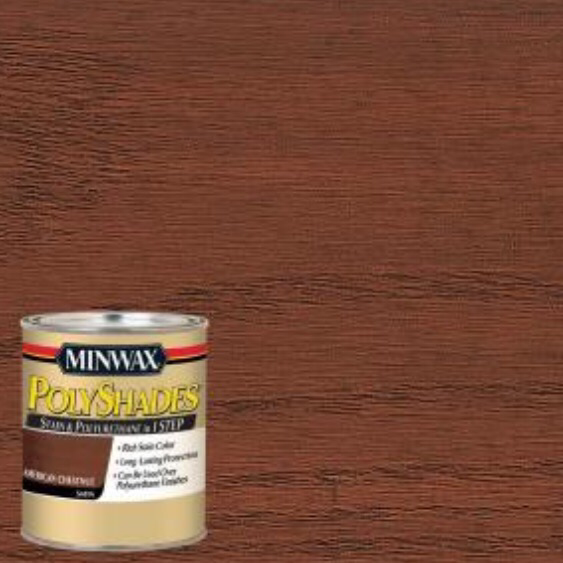 Project 5 Refinishing Furniture With Minwax Polyshades Bunches Of Joy